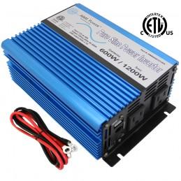600 Watt Pure Sine Power...