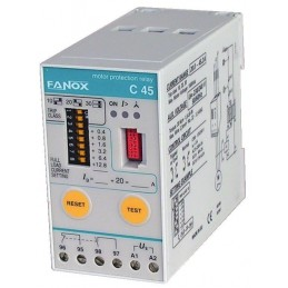 C- Basic Motor Protection