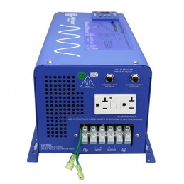 2000 Watt Pure Sine Inverter Charger with Transfer Switch