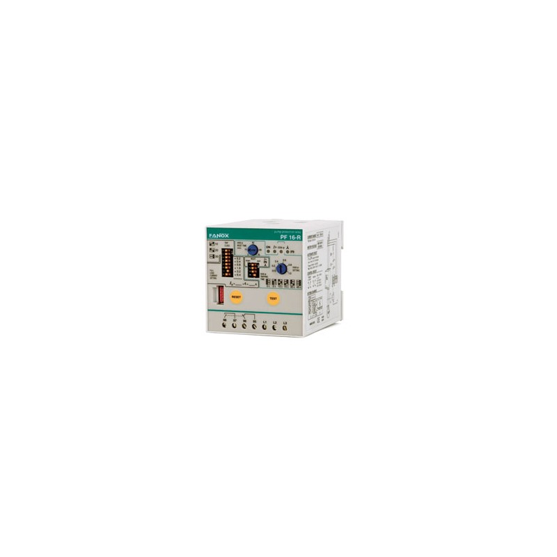 3-Phase Pump Protection Relay WITHOUT LEVEL SENSOR by Undercurrent